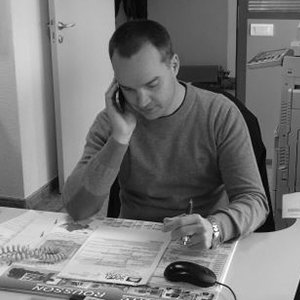 Nicolas Fournel - Exploitant Fonds Mouvants